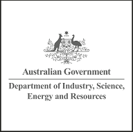 department of industry science energy and resources